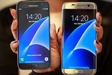 Faça o download dos papéis de parede Samsung Galaxy S7 agora