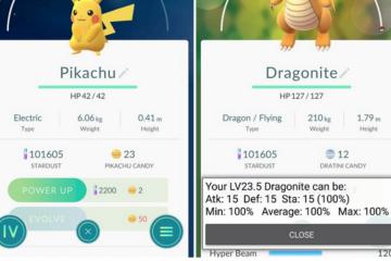 Instale o GoIV para Pokémon Go no seu PC