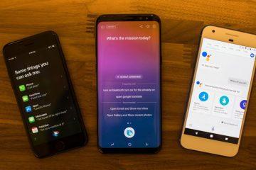 Assistente do Google vs Bixby, o que é melhor?