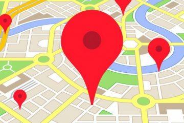 Google Maps Adicione novos recursos em sua atualização mais recente