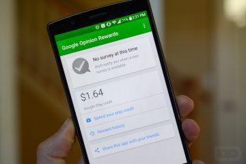 Como usar o Google Opinion Rewards e ganhar dinheiro facilmente