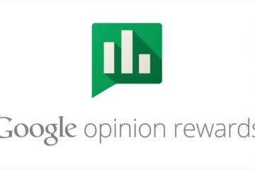 Faça o download do Google Opinion Rewards