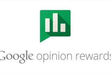 Como ganhar dinheiro com o Google Opinion Rewards?