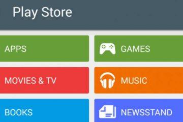Como baixar e instalar o Google Play Store V.6.1.14