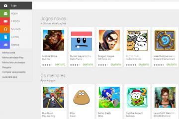 Os preços da Google Play Store, cada vez mais baratos