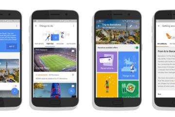 Como baixar e instalar o Google Trips APK?