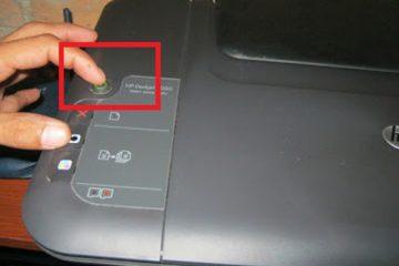 Como conectar a impressora à conexão sem fio Wi-Fi? Guia passo a passo