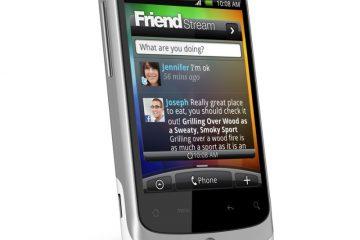 Como fazer baixar WhatsApp gratuitamente para HTC Wildfire A3333