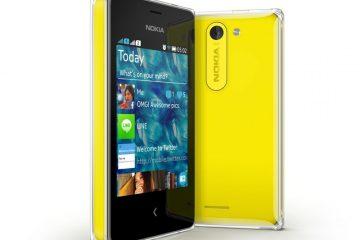 Como redefinir com força um Nokia 503