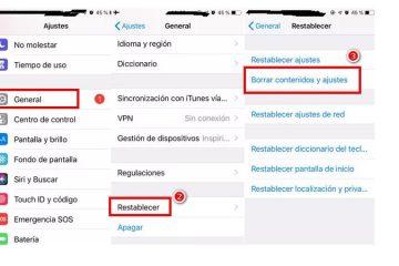 Como redefinir o iPhone 7 e redefinir o telefone para as configurações de fábrica? Guia passo a passo