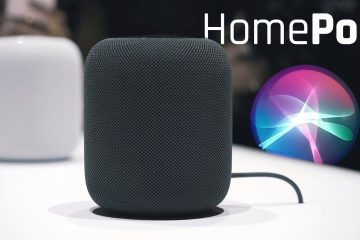 Como redefinir a fábrica Apple HomePod