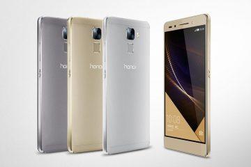 Honor 7 – Um telefone topo de gama pela metade do preço