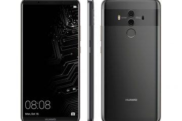 Huawei Mate 10 Pro – características, preço e data de lançamento