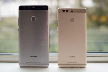 Huawei P9 vs Huawei P9 Plus: Qual preferimos?