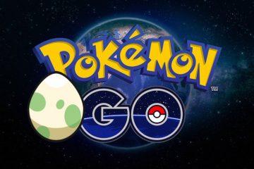 Ovos da Sorte no Pokémon Go