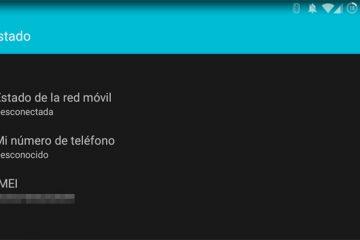 Como descobrir o IMEI do meu telefone Android roubado?