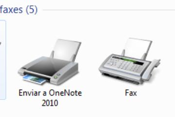 Impressoras virtuais em PDF
