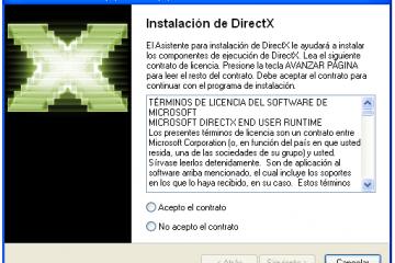 Como instalar o DirectX no computador?