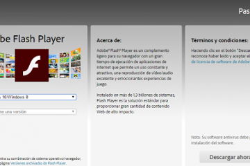Como instalar o Flash Player no navegador?