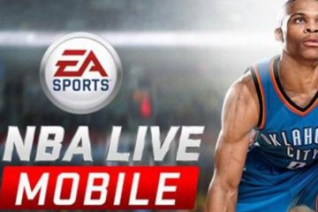 Instale o NBA Live Mobile no Android