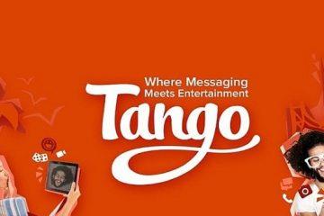 Instale o Tango para conversar com seus amigos