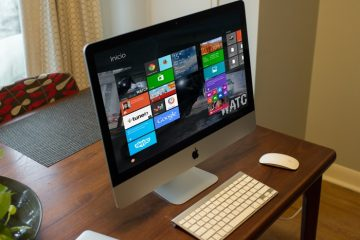 Instale o Windows no Mac