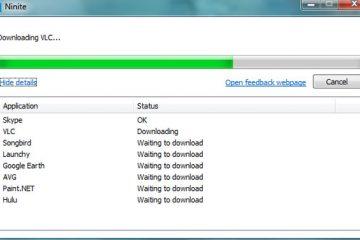 Como instalar o software de maneira rápida e fácil?