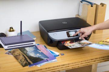 Como conectar e configurar uma impressora de rede? Guia passo a passo