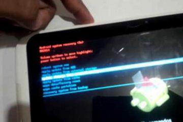 Como redefinir um tablet Android e redefinir o sistema para as configurações de fábrica? Guia passo a passo