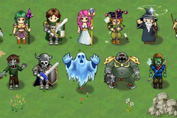 Jogos de RPG no Android sem Internet