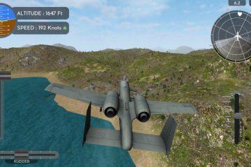 Jogos de aeronaves: os melhores simuladores
