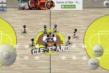 Os melhores jogos de basquete para Android