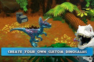 Jurassic World ™ para Motorola. Controle seu parque de diversões