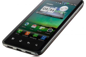 Como fazer baixar WhatsApp gratuitamente para LG Optimus L1, L3, L5 e L7