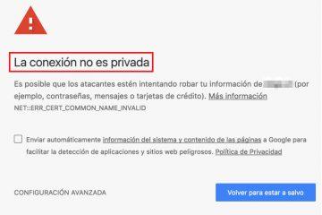 """Como você corrige o erro """"A conexão não é privada"""" no Mozilla Firefox? Guia passo a passo"""