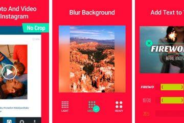 Os 3 melhores aplicativos para editar vídeos no Android