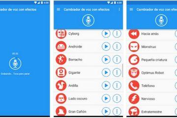 Os melhores aplicativos para mudar sua voz no Android