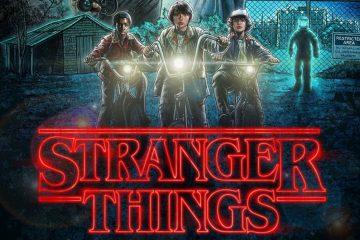 Stranger ThingsO que outras pessoas estão dizendo