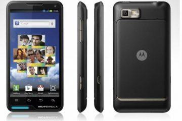 Como liberar memória interna em um Motorola XT615