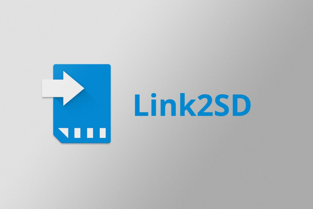 Gerenciamento de aplicativos Link2SD