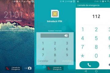 Por que apenas um Samsung Galaxy recebe chamadas de emergência?