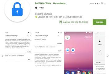 Bloqueio, mais segurança para o seu Android, seu conteúdo e seus aplicativos