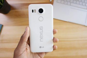 Os 5 melhores truques para o Nexus 5x