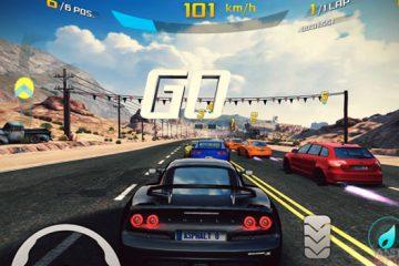 Os melhores jogos de corrida de carros online para Android