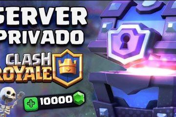 Os melhores servidores privados para Clash Royale APK