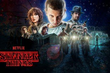 Os melhores papéis de parede Stranger Things 2