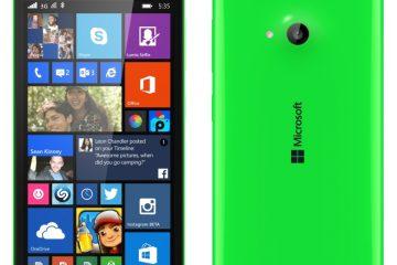 Como baixar Play Store para Lumia 535?