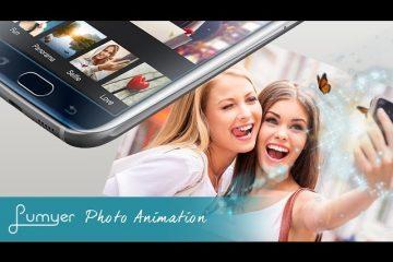 Faça o download do Lumyer para Android. Tire fotos com centenas de efeitos