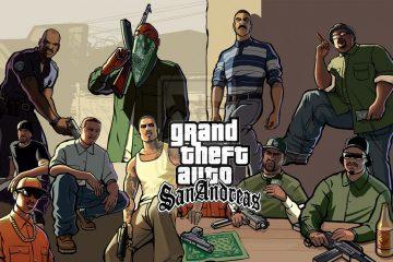 Baixar Cleo MODS GTA San Andreas Android