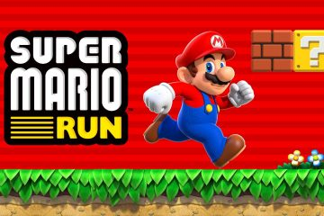 Jogue Mario RUN com Root